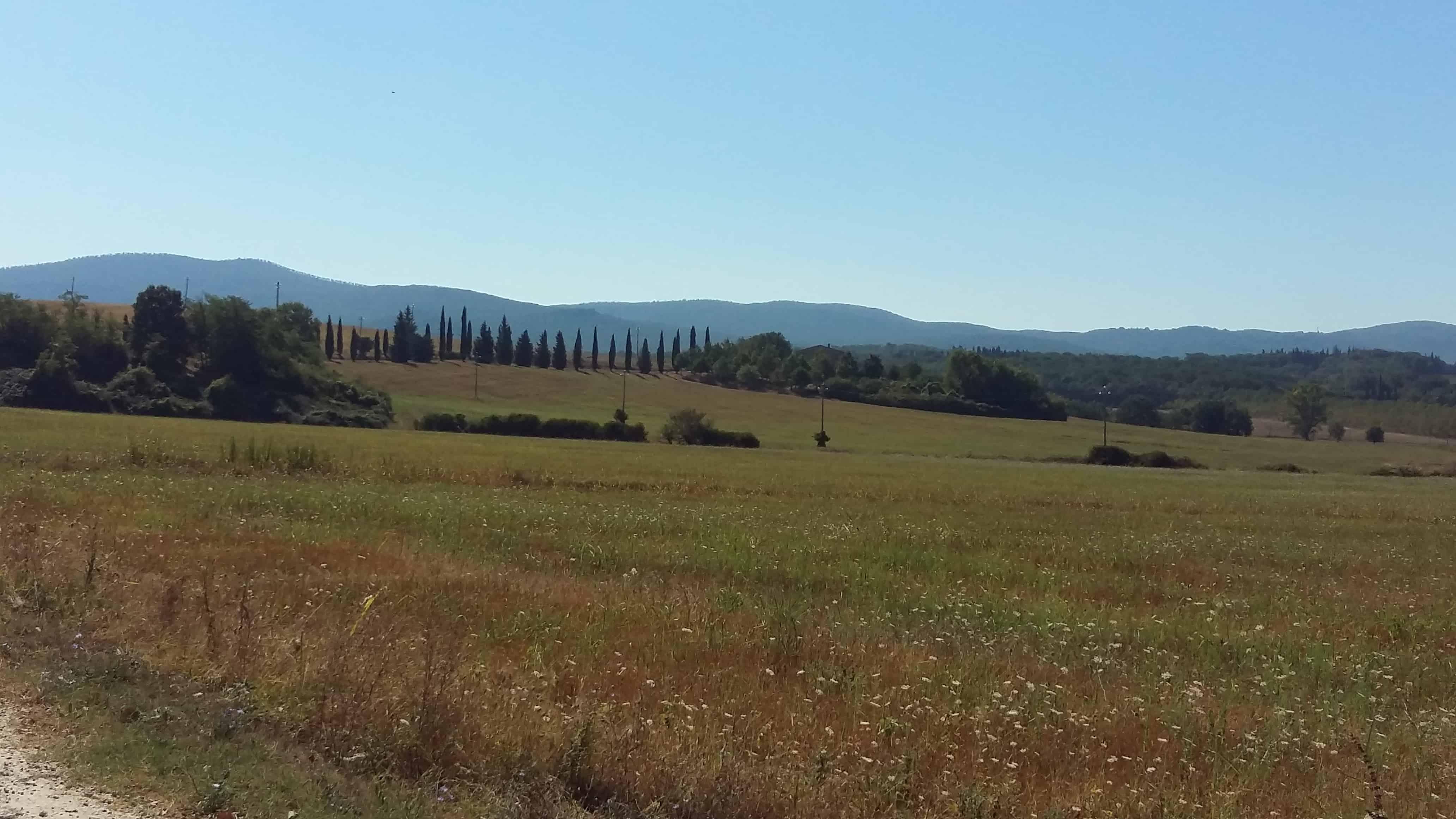 Via Francigena. Giorno 29 – da San Gimignano ad Abbadia Isola