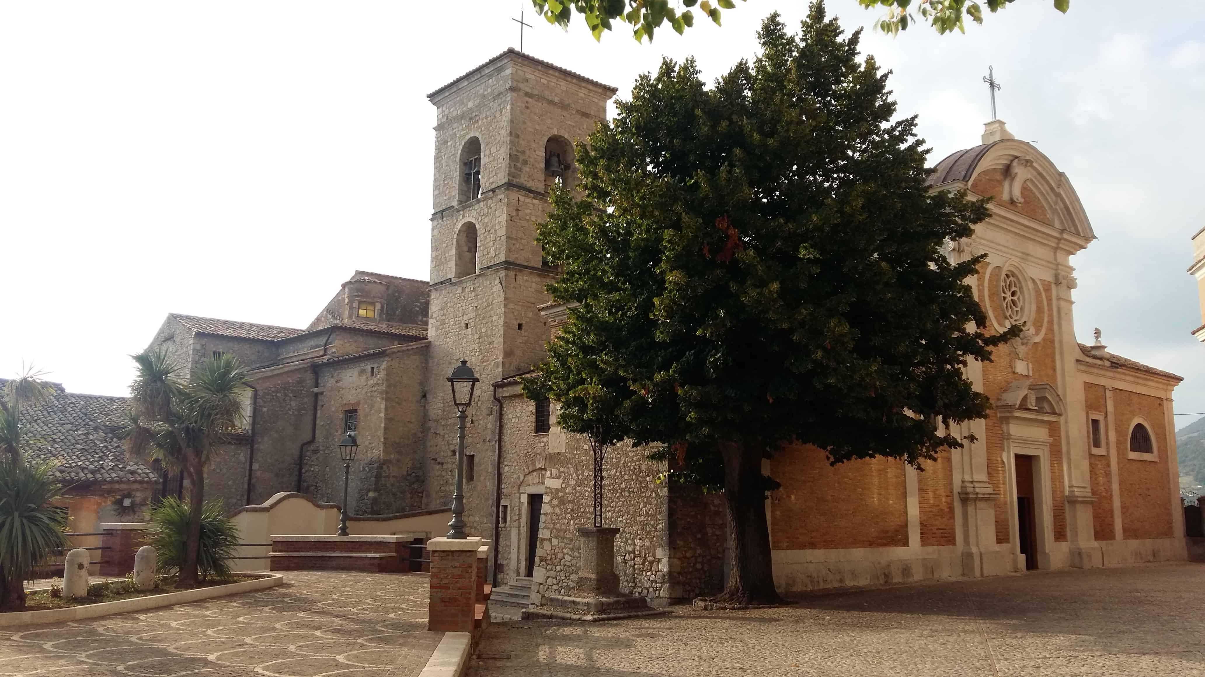 Via Francigena. Giorno 45 – da Anagni a Veroli