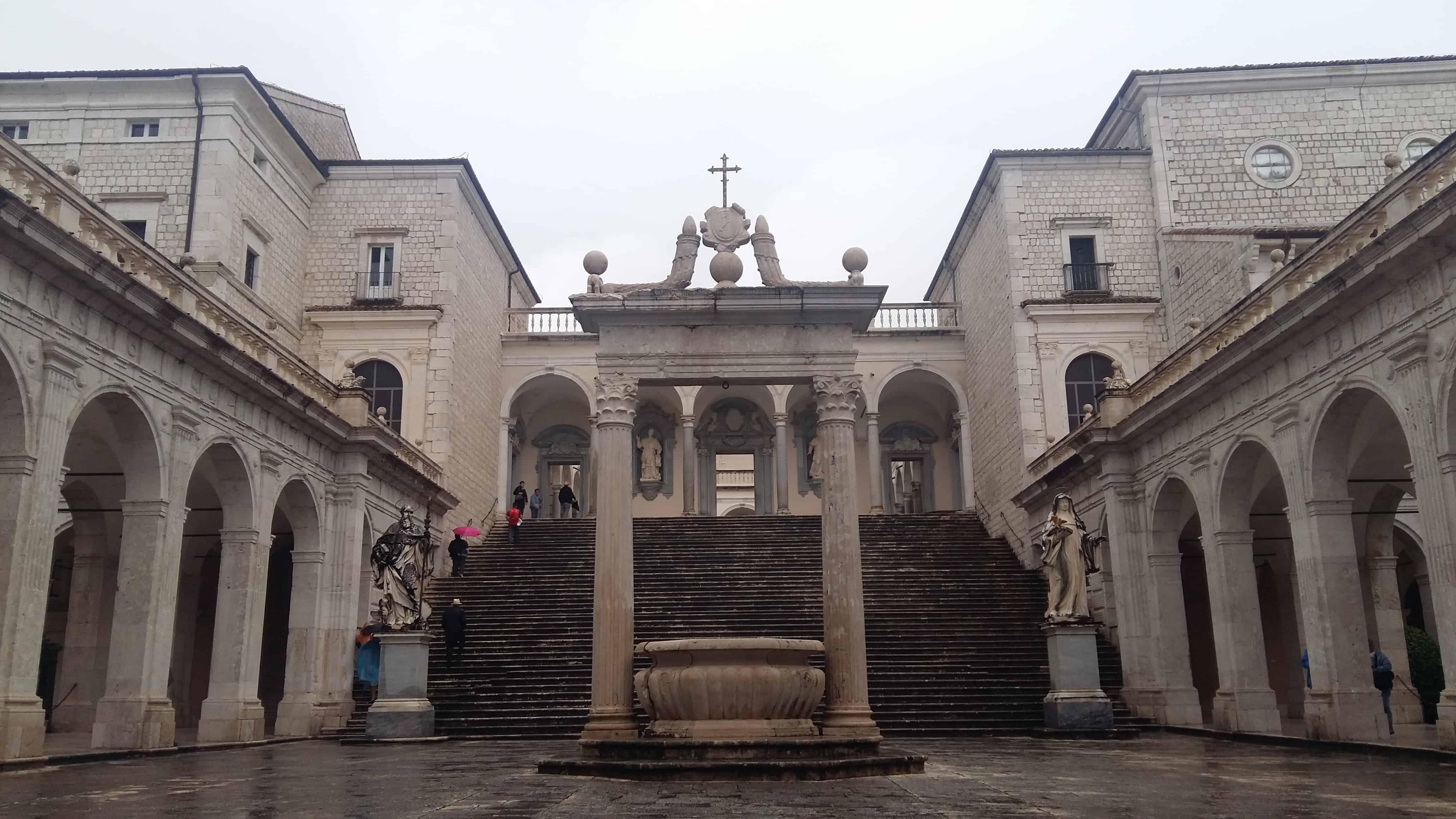 Via Francigena. Giorno 48- da Aquino a Cassino