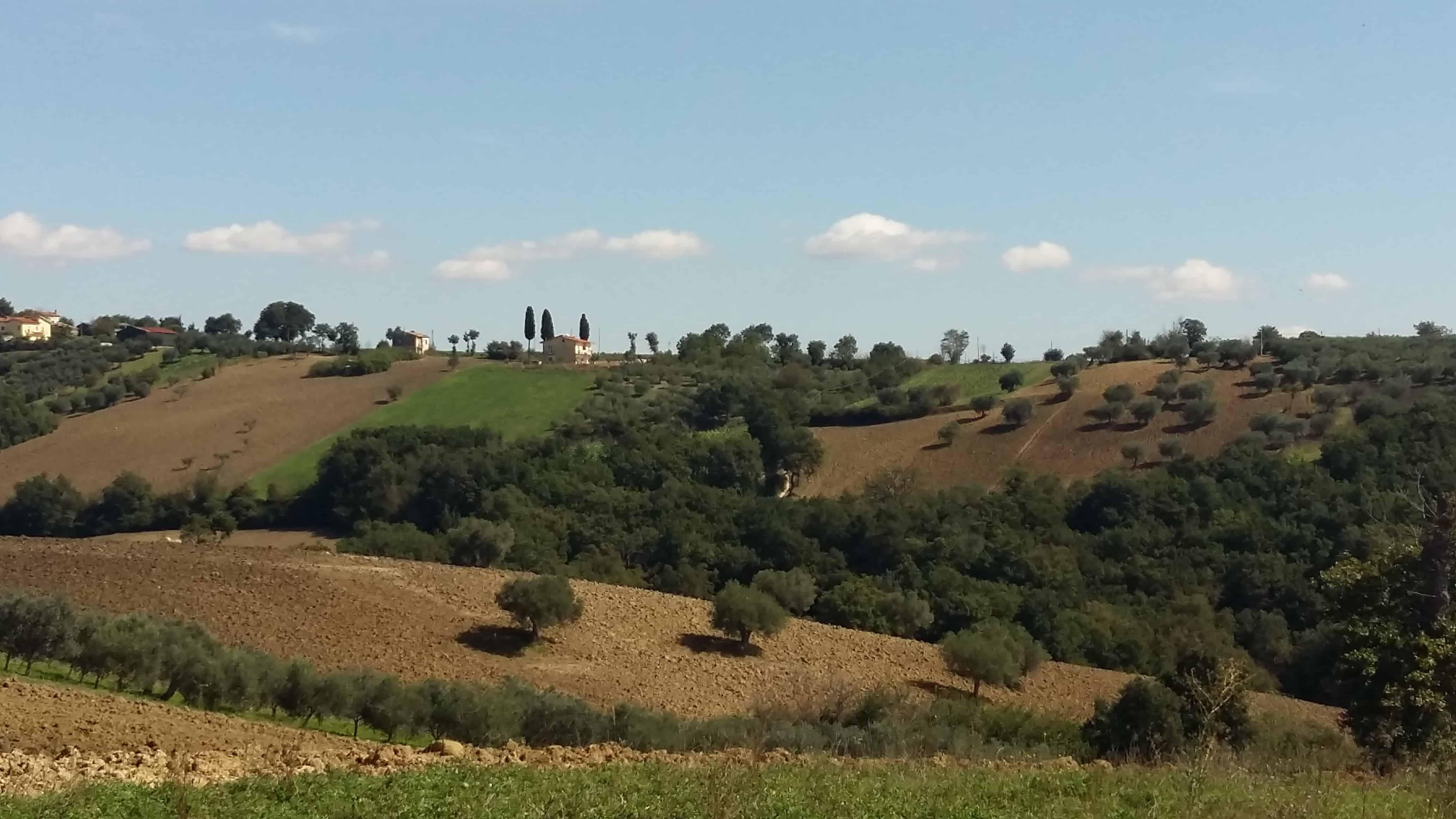 Via Francigena. Giorno 53 – da Benevento a Buonalbergo