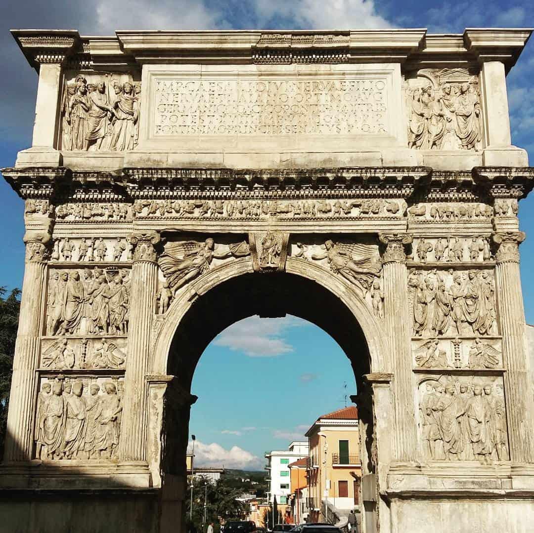 Via Francigena. Giorno 52 – da Telese Terme a Benevento