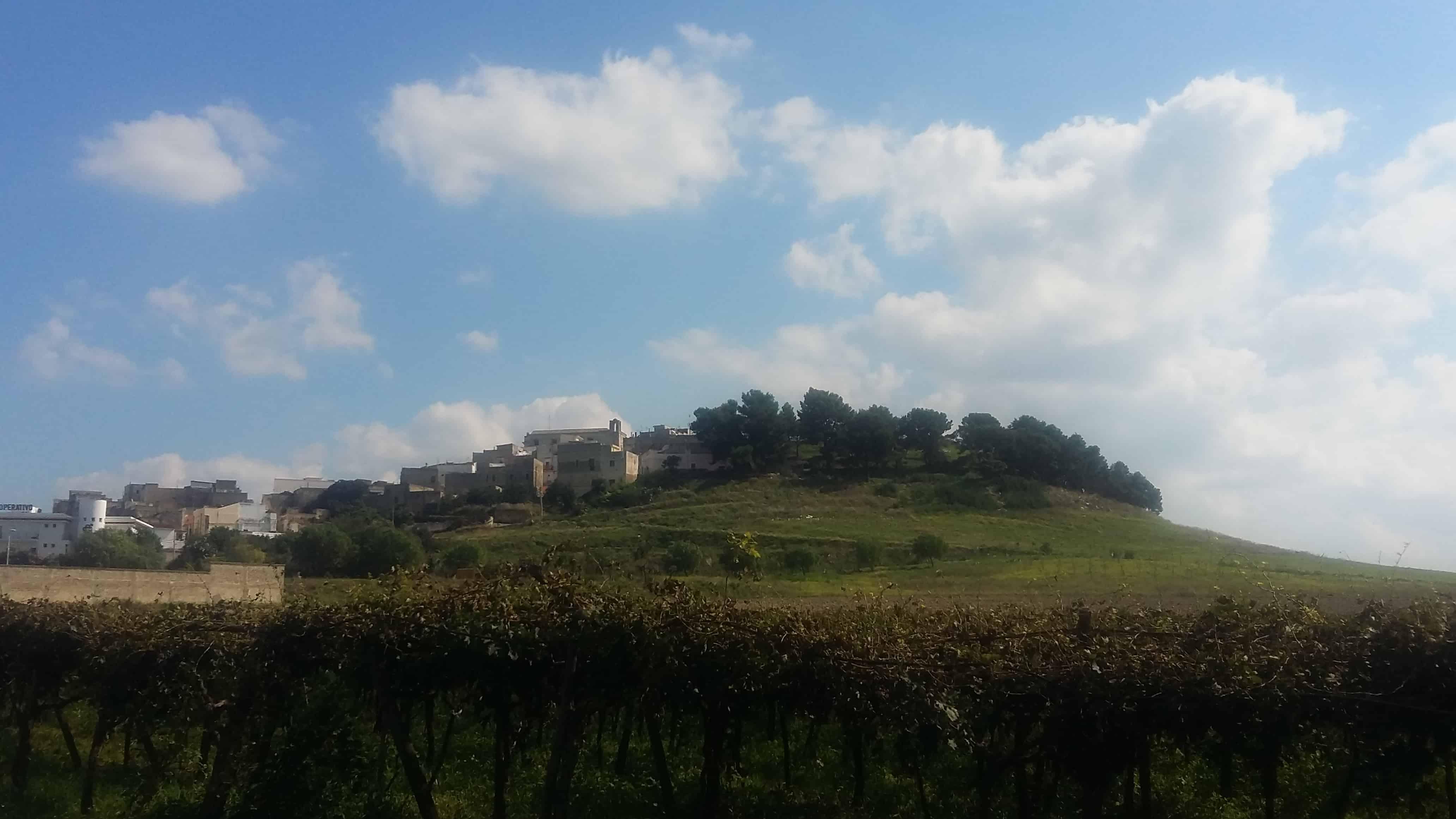 Via Francigena. Giorno 57 – da Cerignola a Canosa