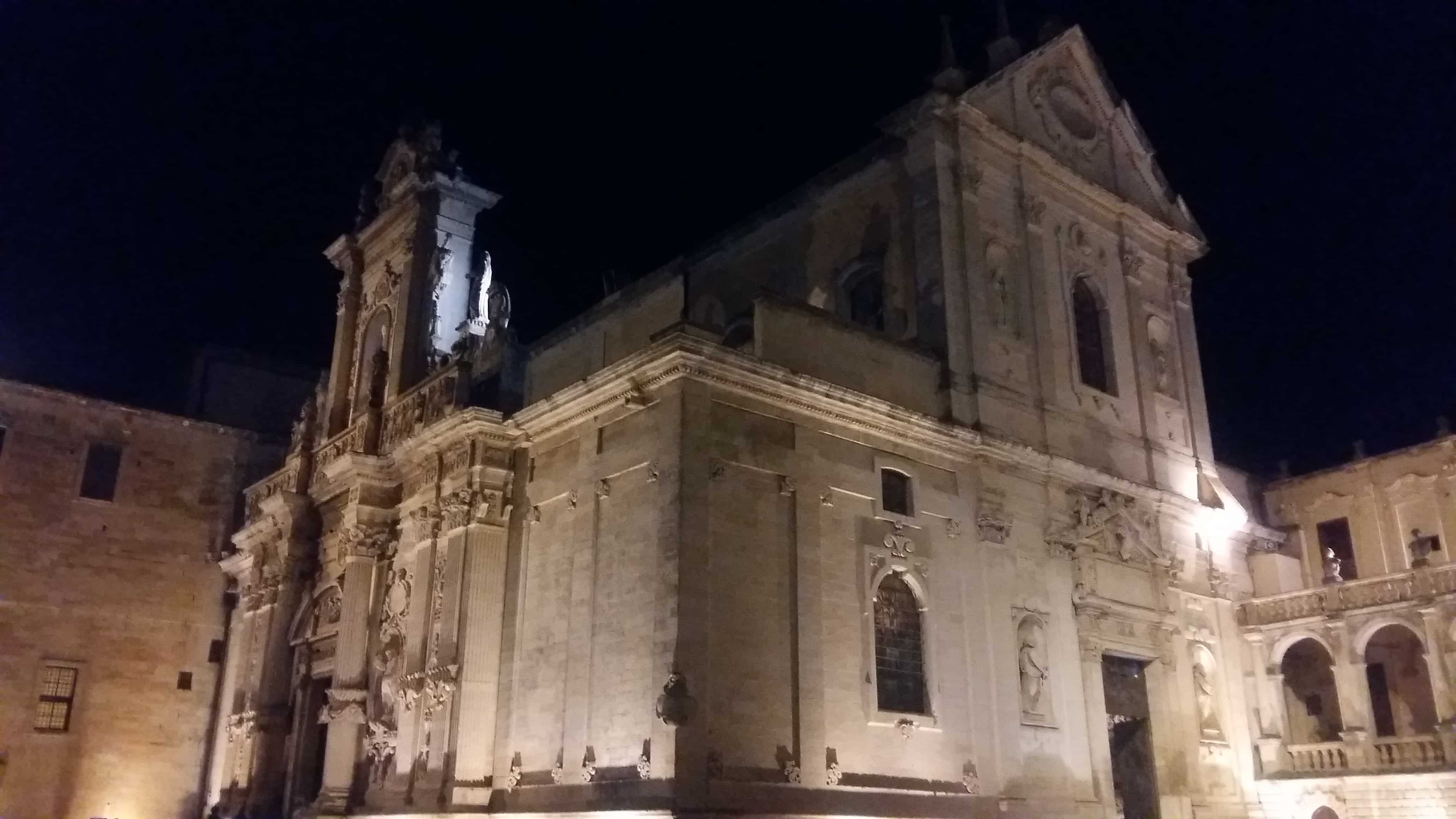 Via Francigena. Giorno 67 – da Torchiarolo a Lecce