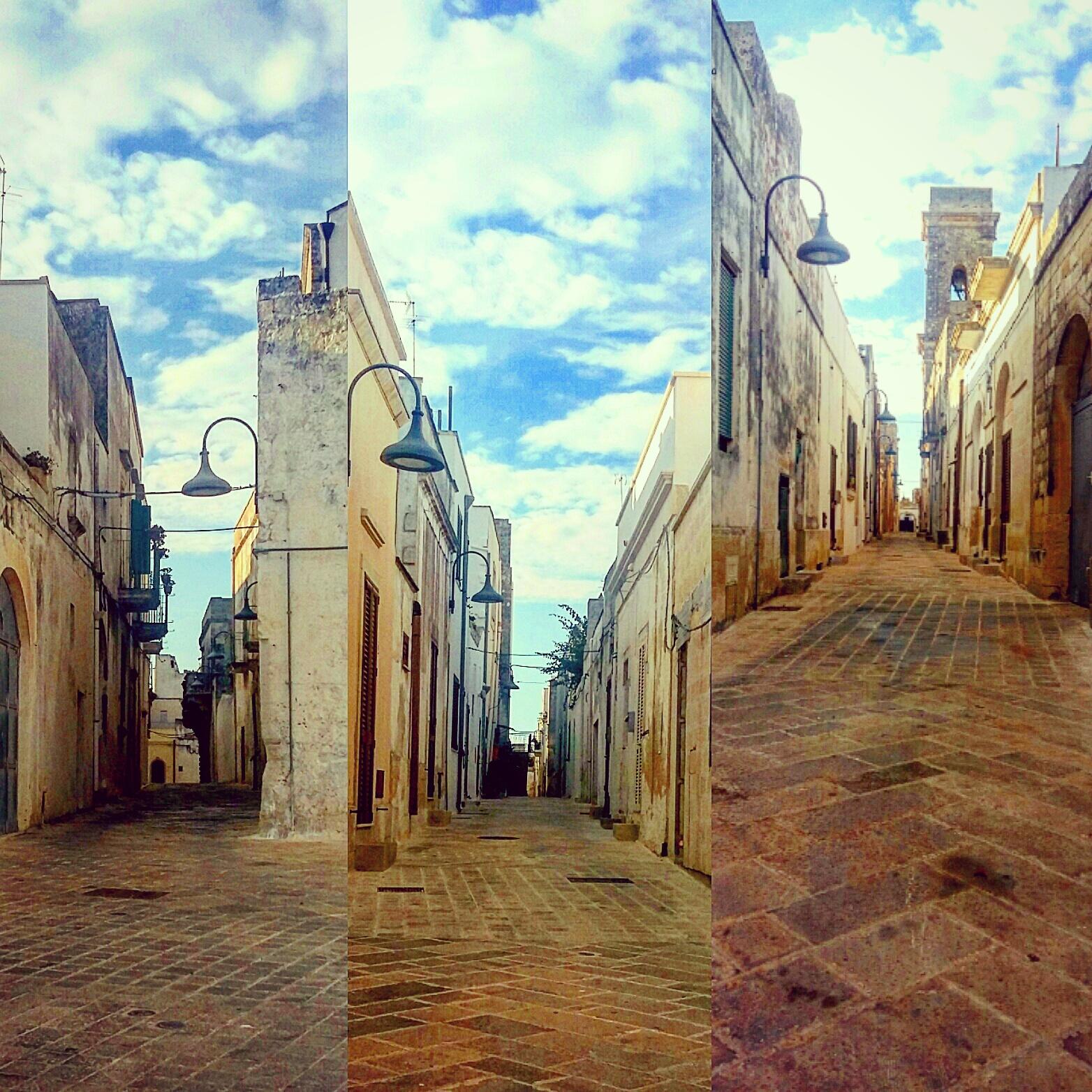 Via Francigena. Giorno 68 – da Lecce a Carpignano Salentino