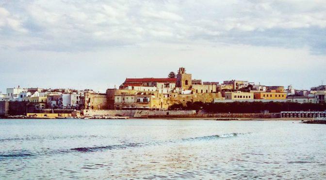 Via Francigena. Giorno 69 – da Maglie a Otranto