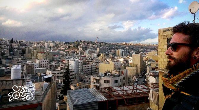 Giordania. Giorno 2 – Le strade di Amman