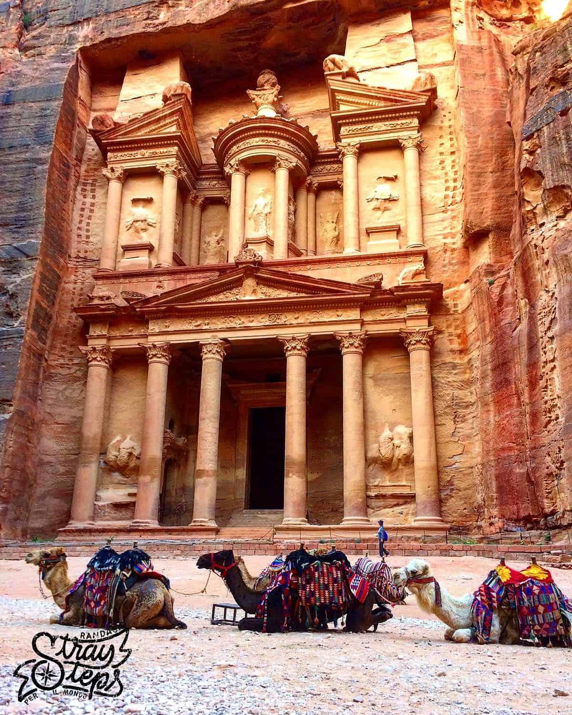 Giordania. Giorno 5 – Petra. Mai smettere di inseguire i propri sogni